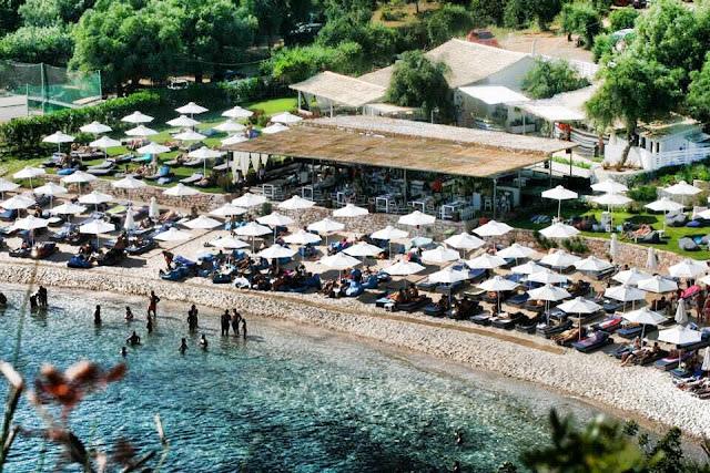 """Ανεπανάληπτες γευστικές εμπειρίες και φέτος στο εστιατόριο """"ΑΝΕΜΟΣ"""" του beach bar """"MIKRI AMMOS"""" στα Σύβοτα"""