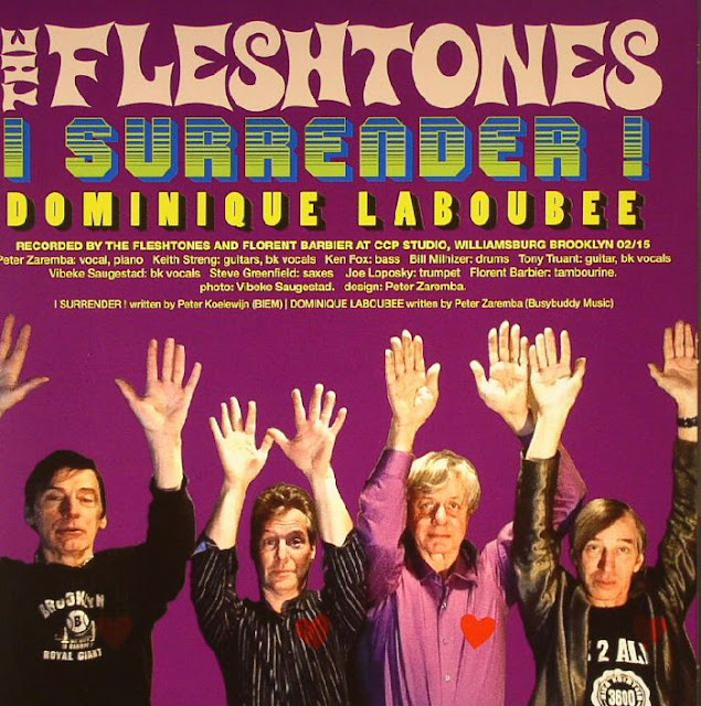 Fleshtones - I surrender