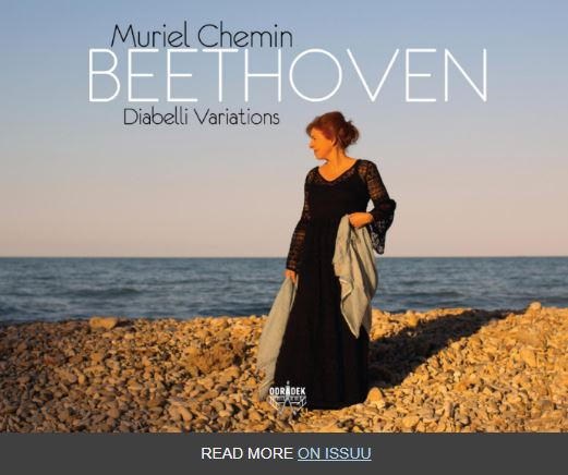 """7bf231c1 She is considered one of the most convincing and original interpreters of  Beethoven and Mozart, described by Hervé Pennven as: """"Simply one of the  best ..."""