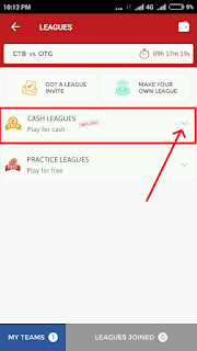 Cash and Free leagues