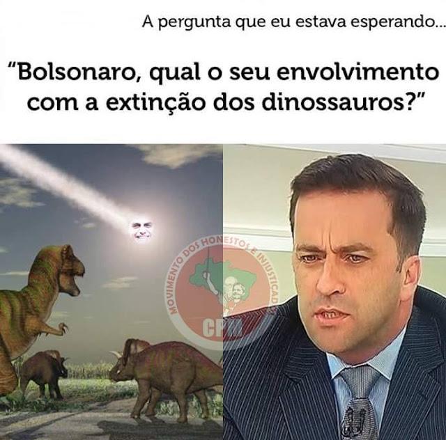 Análise e vídeo das entrevistas de Bolsonaro no Roda Viva e GloboNews