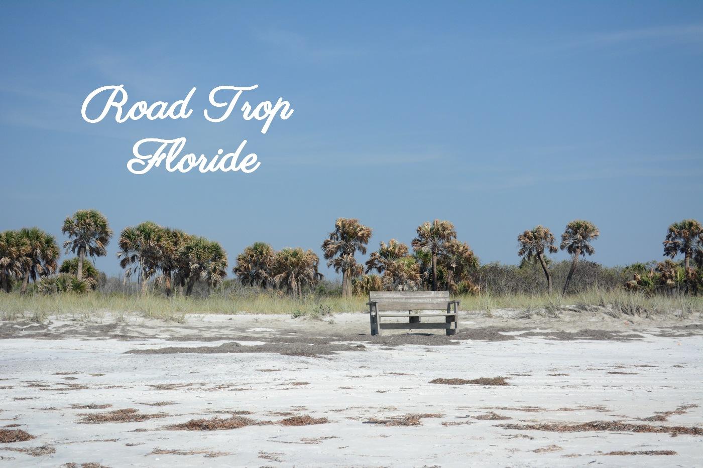 plage déserte Floride