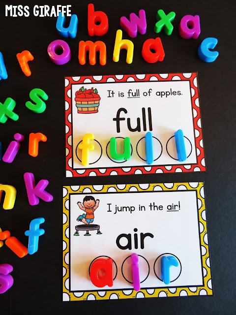 Sight words centers kids love! Check out the fun ways to use these to teach sight words!