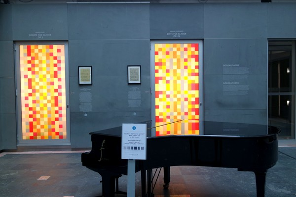 vienne vienna viennese modernisme modernisme viennois haus der musik exposition schönberg nouvelle ère musicale new musical era