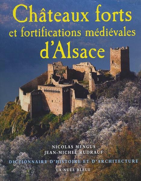 Châteaux forts et fortifications médiévales d'Alsace. Dictionnaire d'histoire et d'architecture.