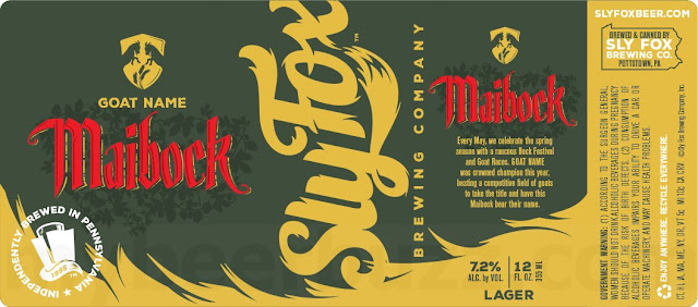 Sly Fox Reveals 2019 Maibock Cans