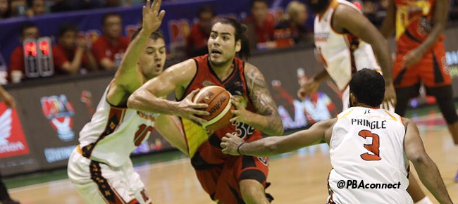 San Miguel def. NorthPort, 114-107 (REPLAY VIDEO) October 24