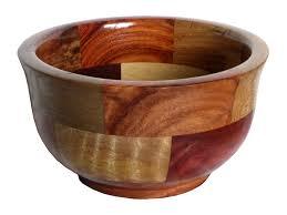 طاس الخشب wood bowl