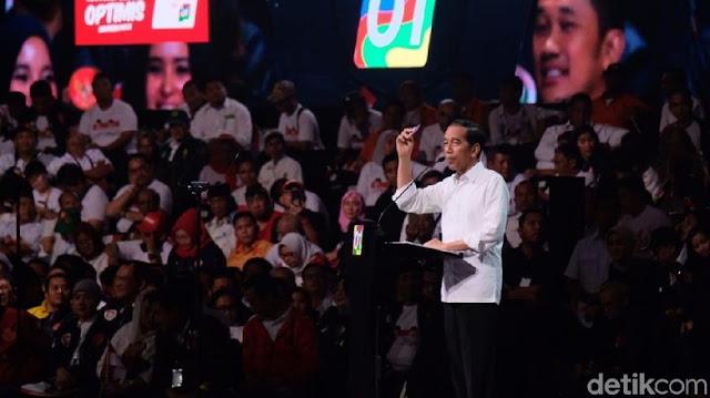 Jokowi Tunggu Konsesi Besar Kembalikan Tanah: Saya Bagikan ke Rakyat Kecil!