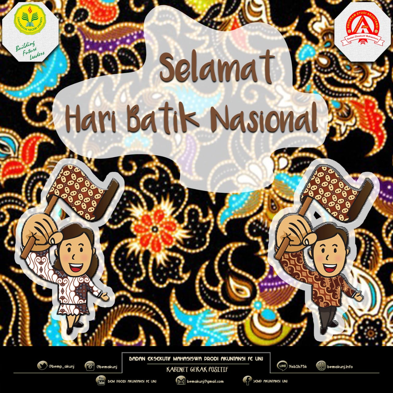 By B Hints Hari Batik Nasional 2018