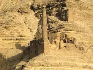 مسجد شاهين الخلوتي - سفح جبل المقطم - مصر