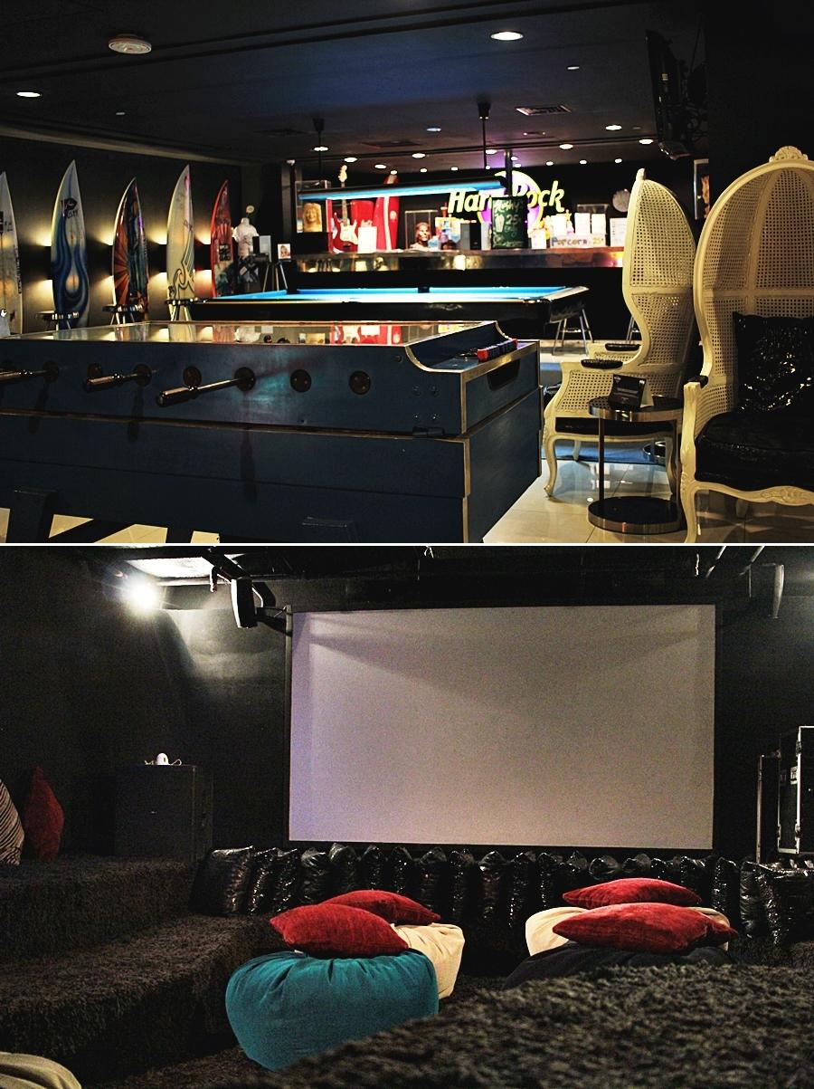 bali cinema lounge