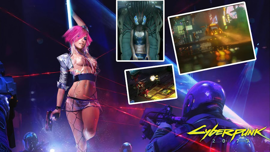 cyberpunk 2077 will feature full nudity
