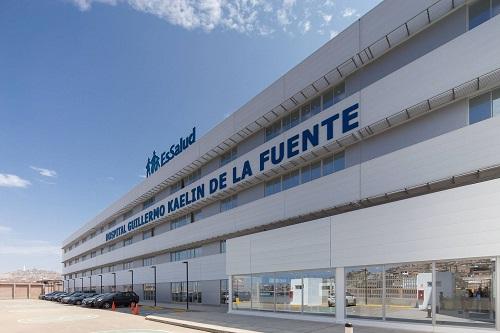 Hospital Guillermo Kaelin de la Fuente
