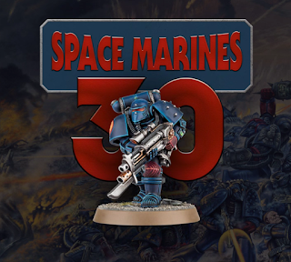 30 aniversario Space Marines