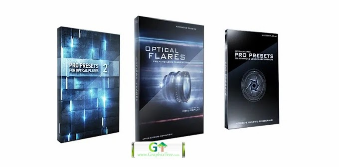 Video Copilot Optical Flares v1.3.5 [WIN + MAC] With Presets For After Effects
