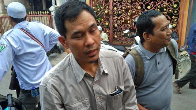 Pemeriksaan Polda Metro Kasus Penghinaan Presiden Munarman Tak Hadiri