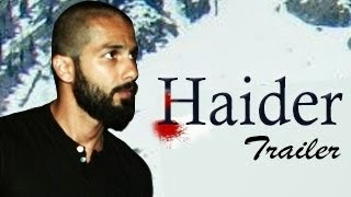 Haider (2014) Full Movie 720P Thetrical Trailer Free Download