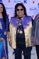 Gracy Singh and Bappi Lahiri   Blue Mountain Music Launch IMG 0663.JPG