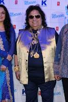 Gracy Singh and Bappi Lahiri   Blue Mountain Music Launch IMG 0663.JPG