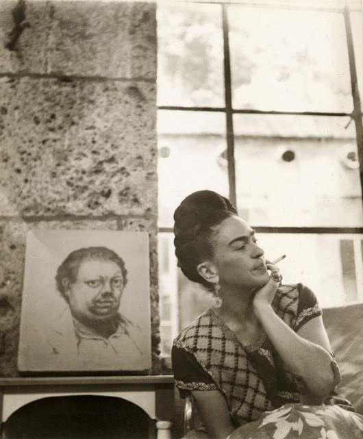 Frida Kahlo - a face that launched a thousand products
