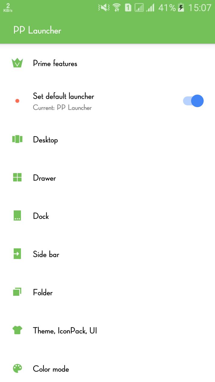 Download Pie Launcher Prime Latest Version Apk - Bukan