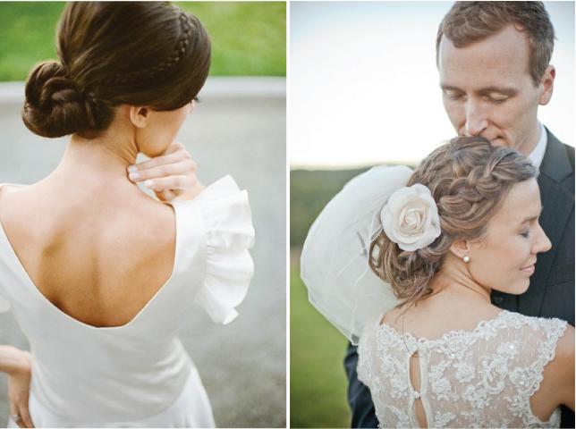 {Wedding Trends} : Braided Hairstyles
