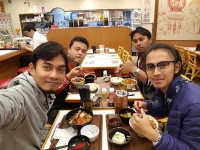 Puasa pertama di Jepang