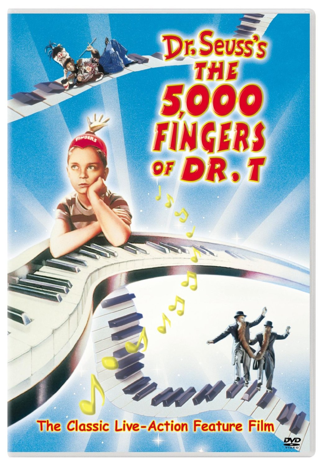 The 5,000 Fingers of Dr. T. 1953
