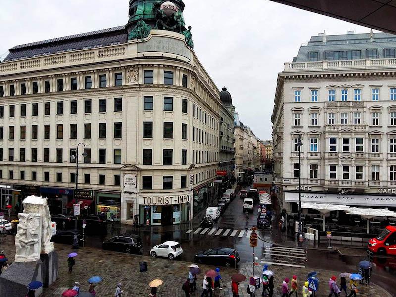 Wiedeń w jeden dzień, wycieczka do Wiednia, Wiedeń stare miasto