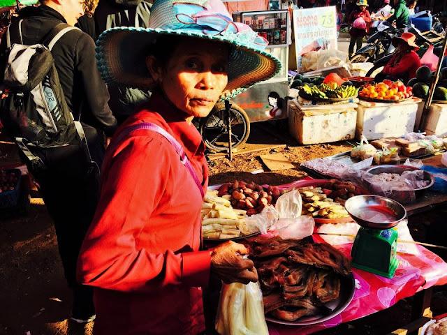 mercato della cambogia