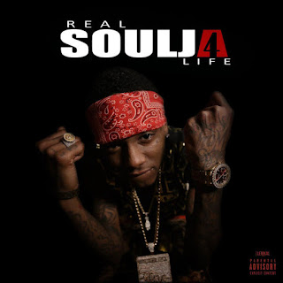 Soulja Boy - Real Soulja 4 Life (2016) - Album Download, Itunes Cover, Official Cover, Album CD Cover Art, Tracklist
