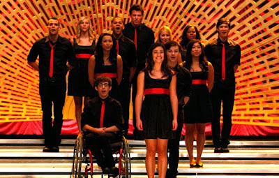 "Recap/review of Glee 1x13 ""Sectionals"" by freshfromthe.com"