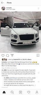 Mompha Bentley Bentayga