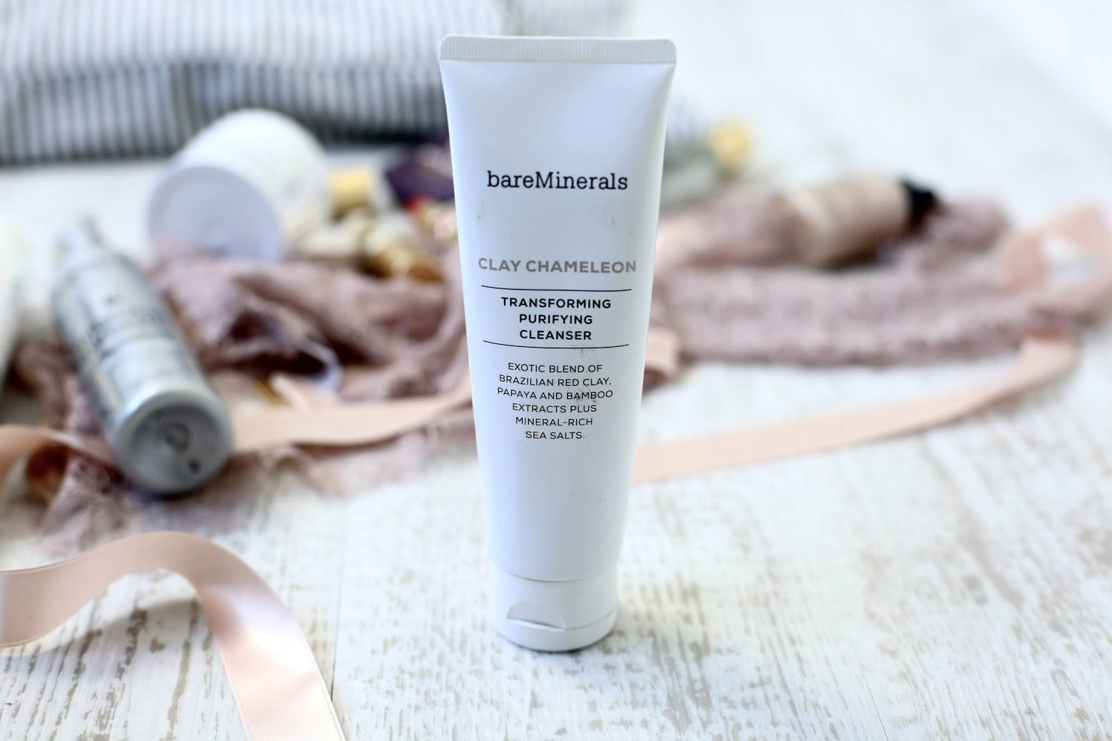 bareMinerals Clay Chameleon - Transforming Purifying Cleanser