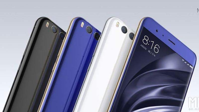 Xiaomi Mi6 Specifications, price, review