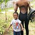 Creepy Or Creative? Mom Tattoos Son's Face On Her Back