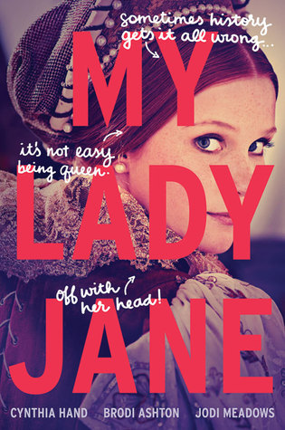 My Lady Jane book cover