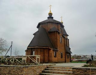 Бахмут. Церковь святого Иоанна Предтечи. 2012 г.