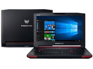 Comprar Notebook Acer Predator Intel Core i7 6ª Geração