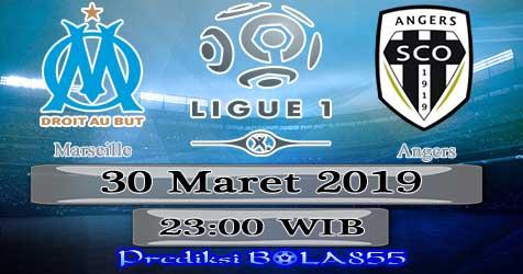 Prediksi Bola855 Marseille vs Angers 30 Maret 2019