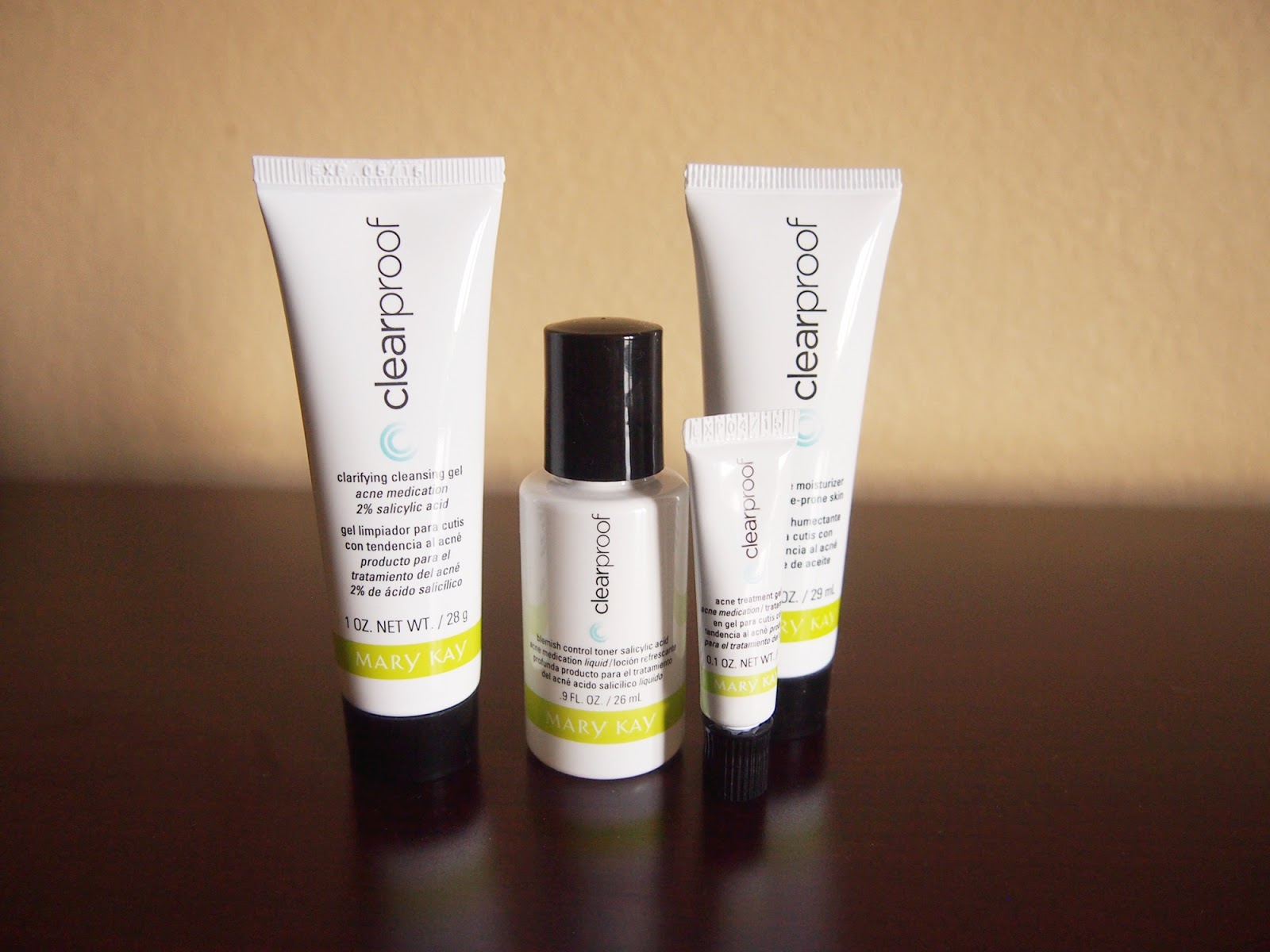 Mary Kay Clear Proof Acne System Review Adore A Polish A