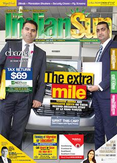 Indian Magazine in Australia