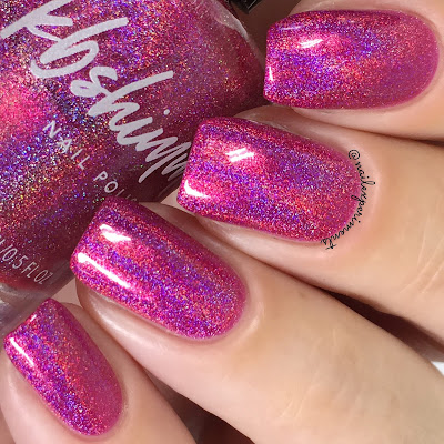 Kb Shimmer Wander-ful World Wanderlust Collection