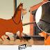¡Insólito! Crían en granja estadounidense la copia de un caballo de Disney