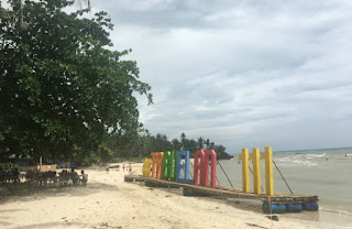 Maravilla Beach in Tabuelan Cebu is one of the best beach destinations in Cebu north