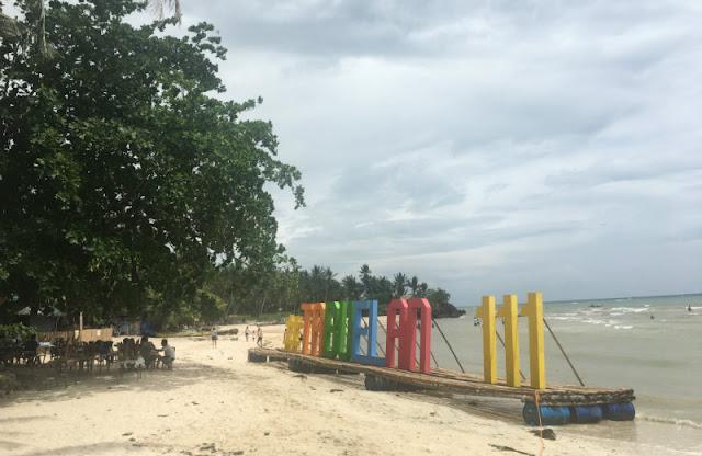 Maravilla Beach in Tabuelan Cebu is one of the best beach destinations in Cebu north