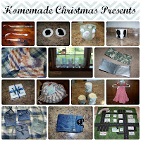 Homemade Christmas Presents | scriptureand.blogspot.com