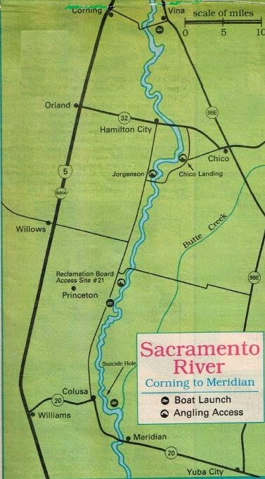 how to fish sacramento river, hunting fishing maps and reports oregon and california