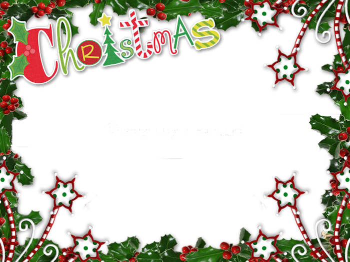 MERRY CHRISTMAS PHOTO FRAME IMAGES IN PNG - Happy Diwali Images ...